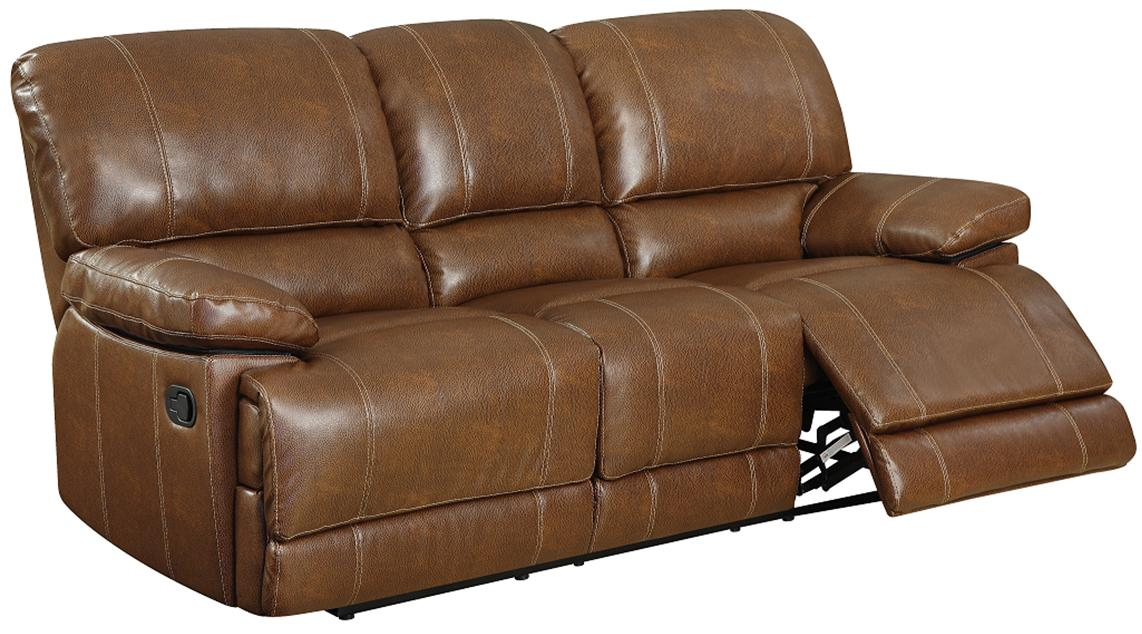 9963 Reclining Sofa by Global Furniture at Dream Home Interiors