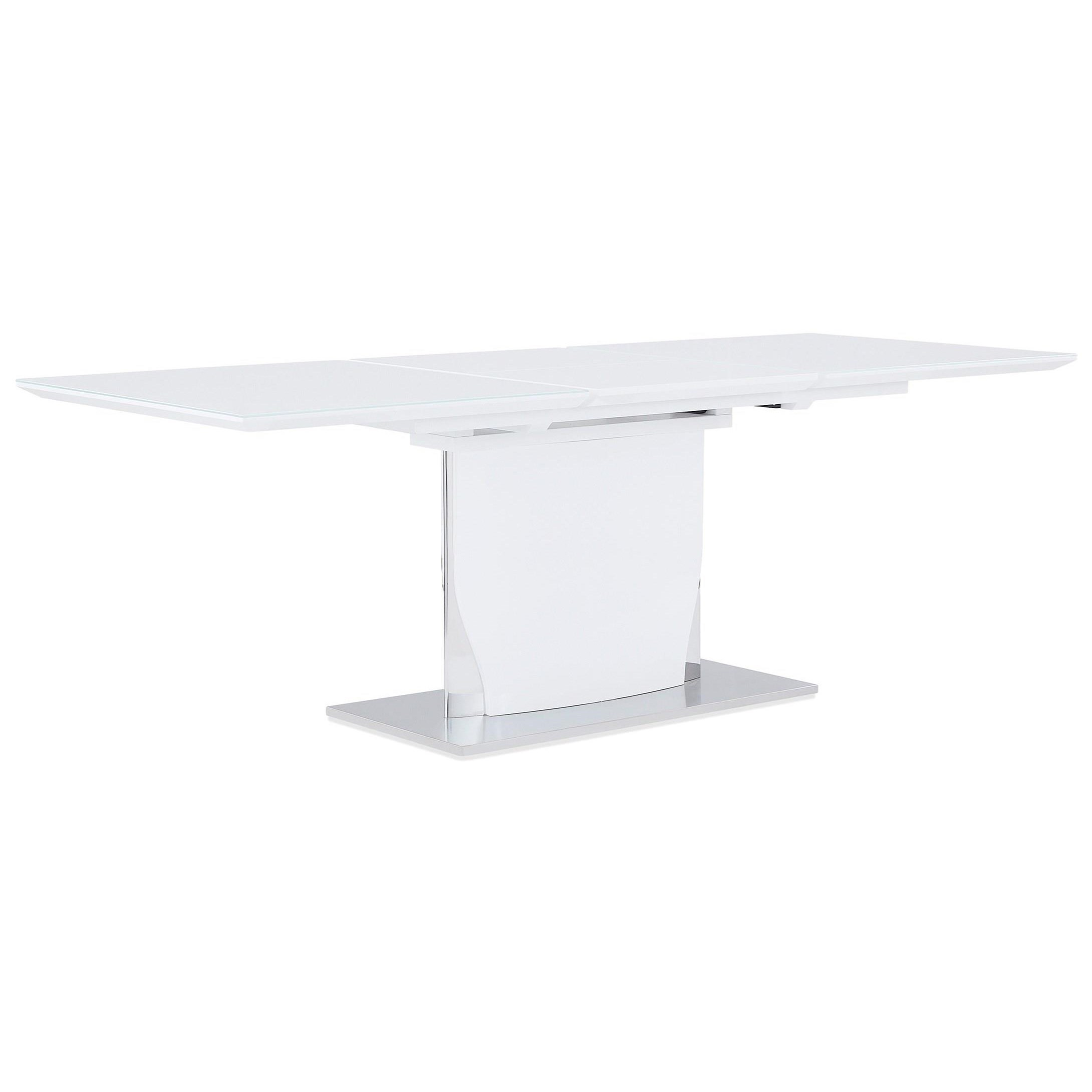 D2279 High Gloss Dining Table by Global Furniture at Nassau Furniture and Mattress
