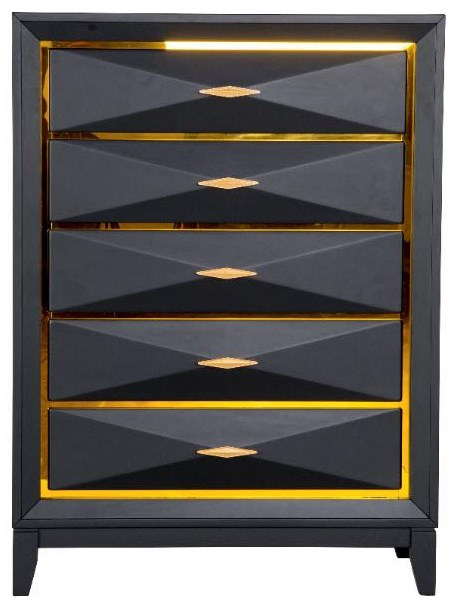 Enzo 5-Drawer Chest at Rotmans