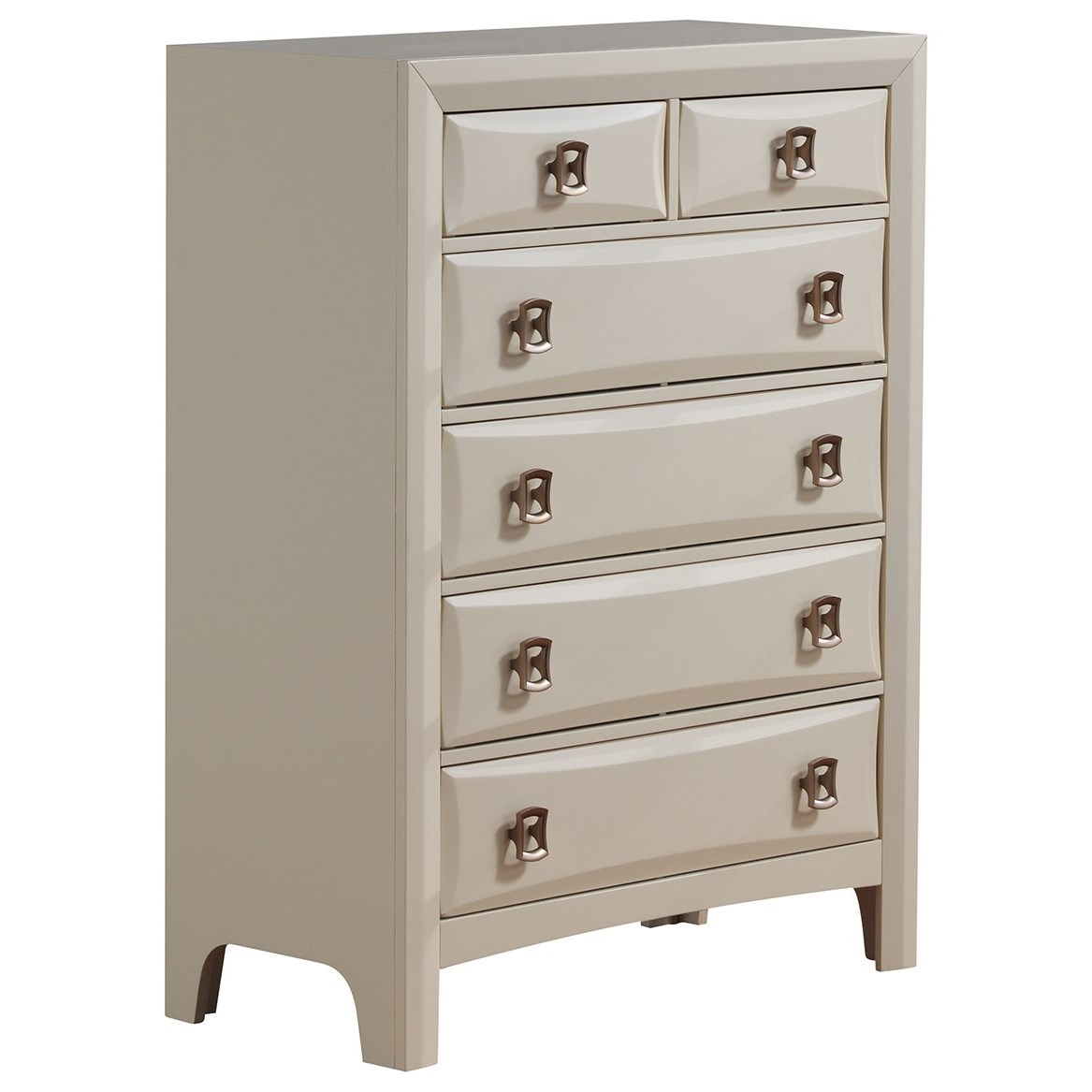 Lucas Chest by Global Furniture at Nassau Furniture and Mattress