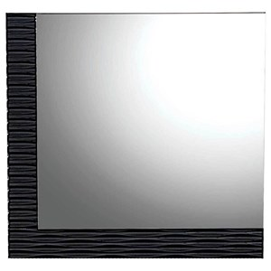 Mirror with L-Frame