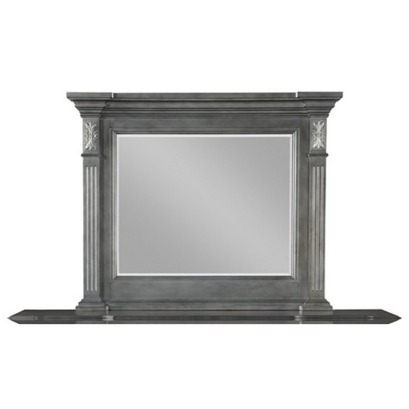 Marseille Mirror by Global Furniture at Nassau Furniture and Mattress