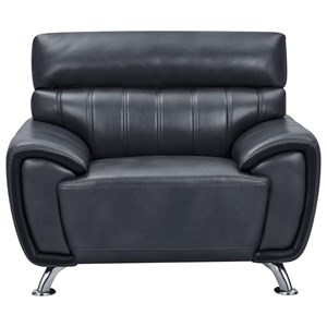 Stitch Detailed Chair