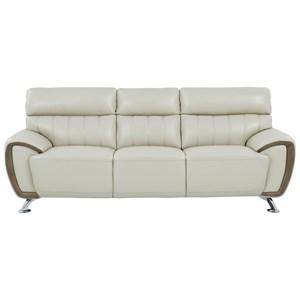 Stitch Detailed Sofa