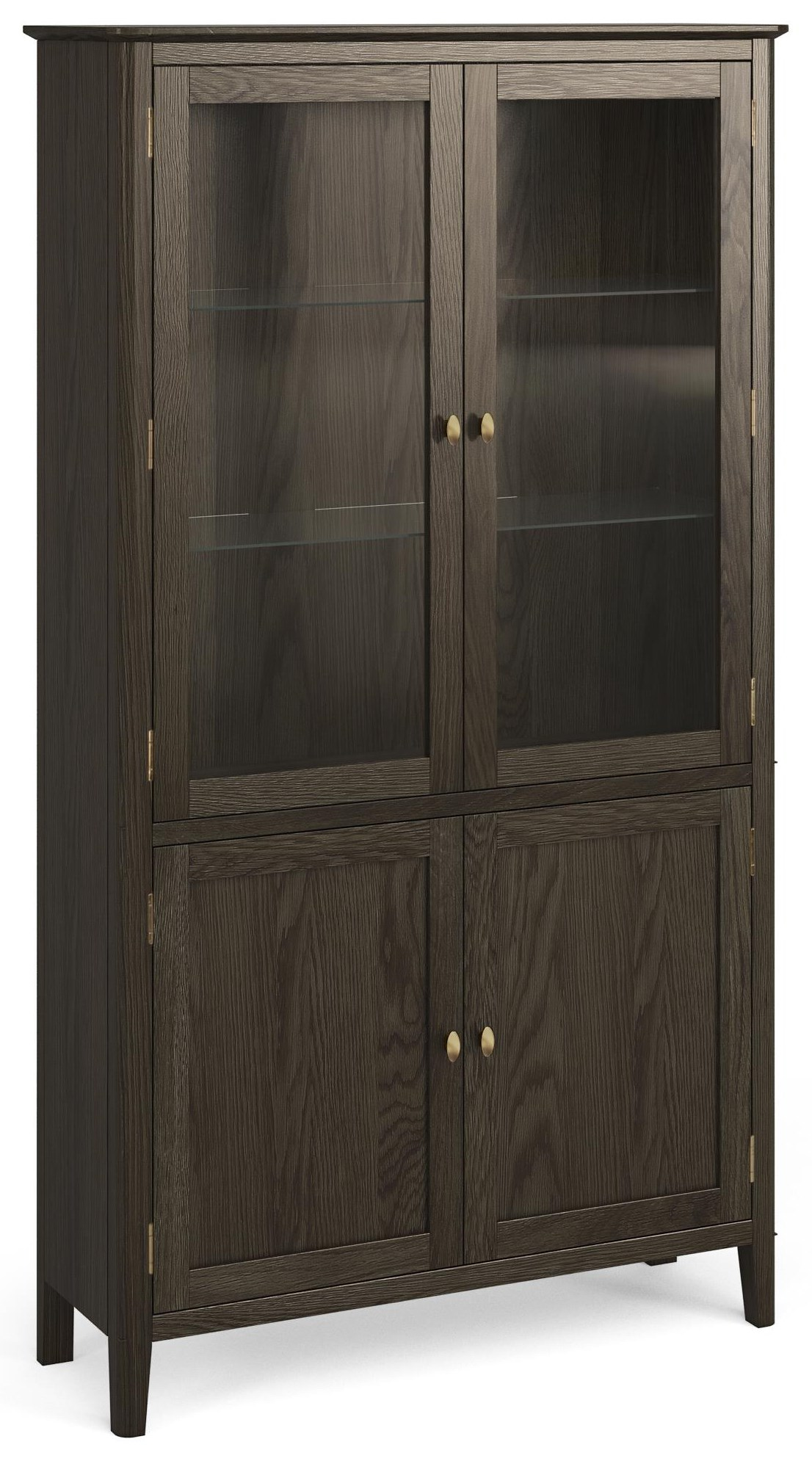 Amherst Display Cabinet by Global Home at HomeWorld Furniture