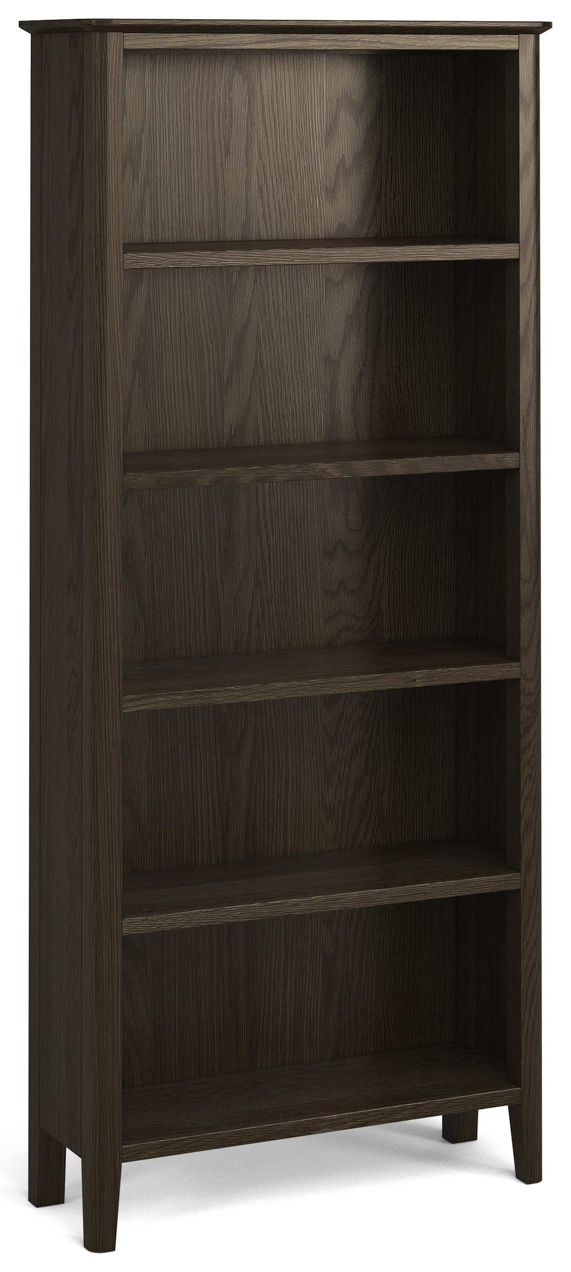Amherst Bookcase by Global Home at Red Knot