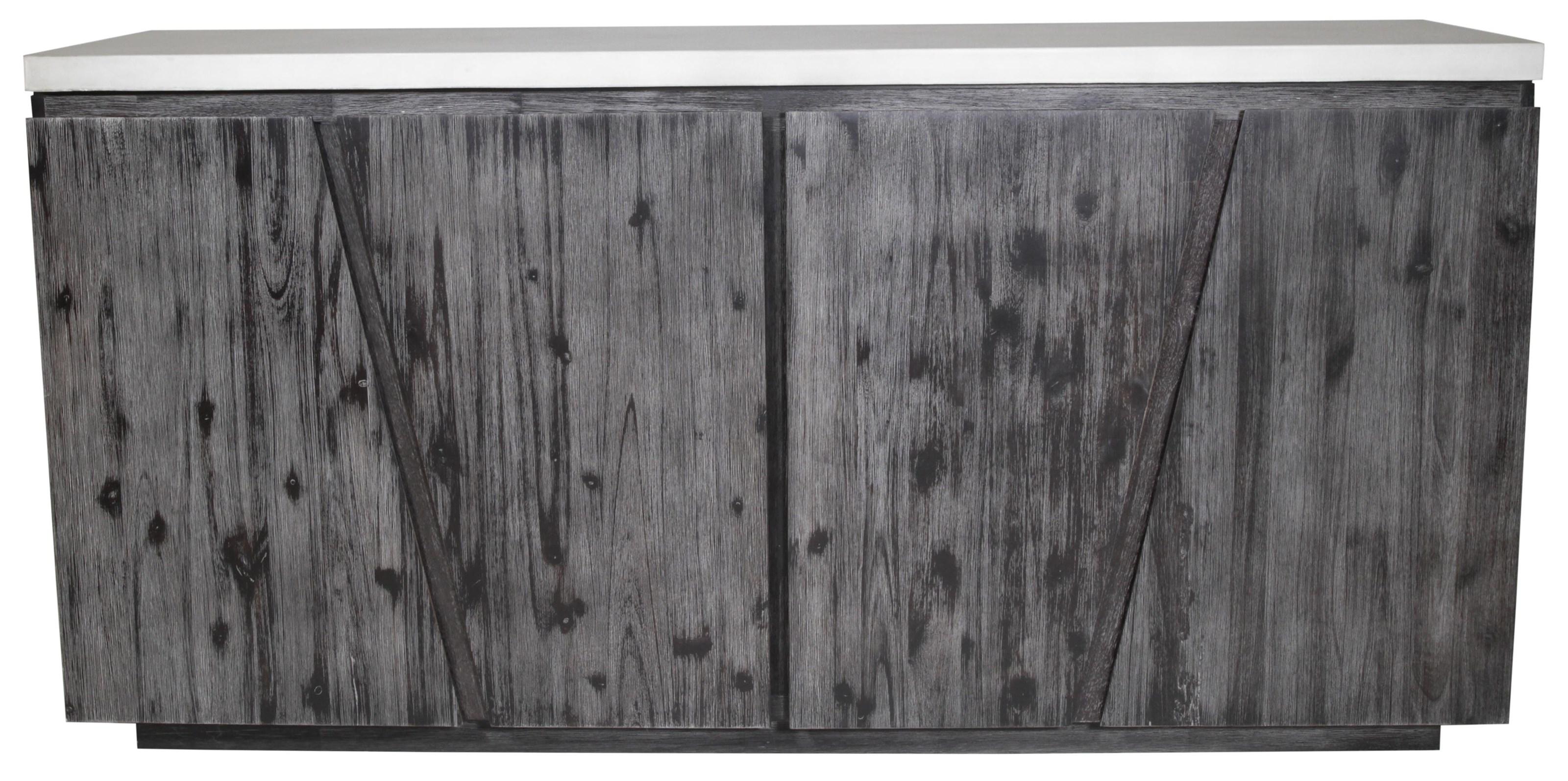Austin Sideboard by Global Home at HomeWorld Furniture