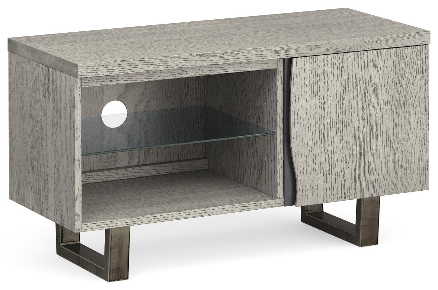 Brooklyn Small TV Stand by Global Home at Red Knot