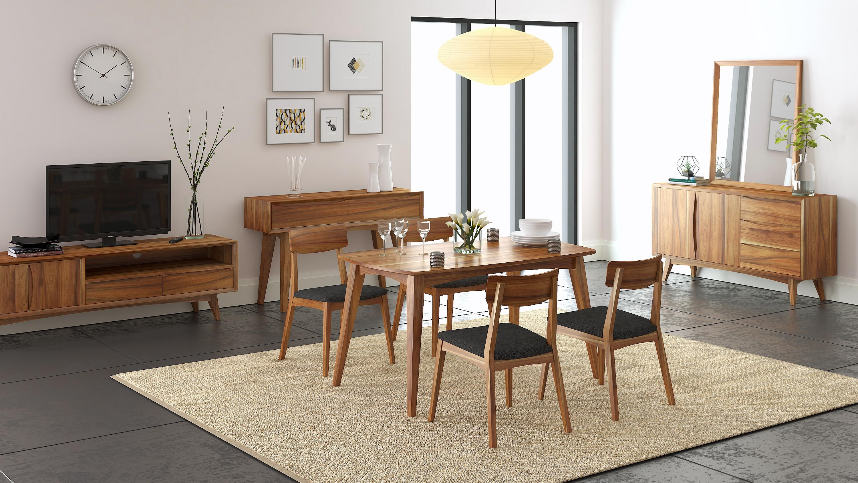 Berkeley 5 Piece Dining Package by Global Home at HomeWorld Furniture