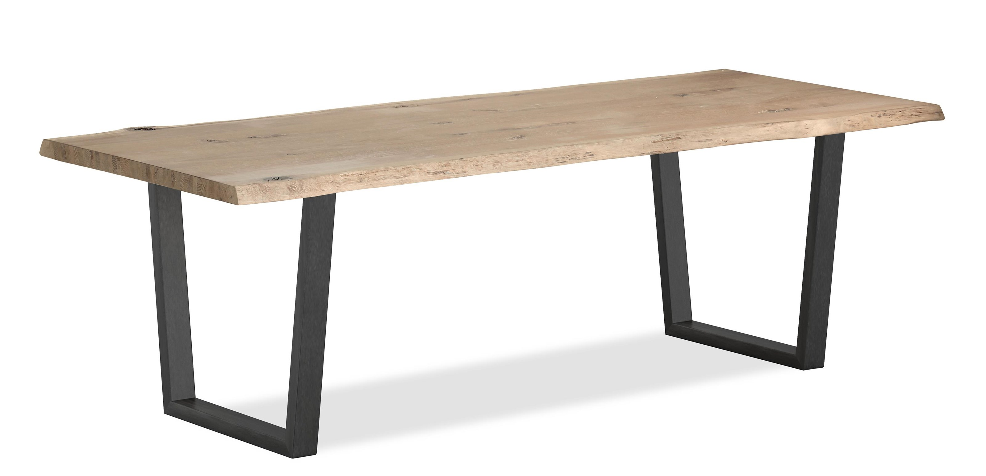 Oak Mill Dining Table by Global Home at HomeWorld Furniture