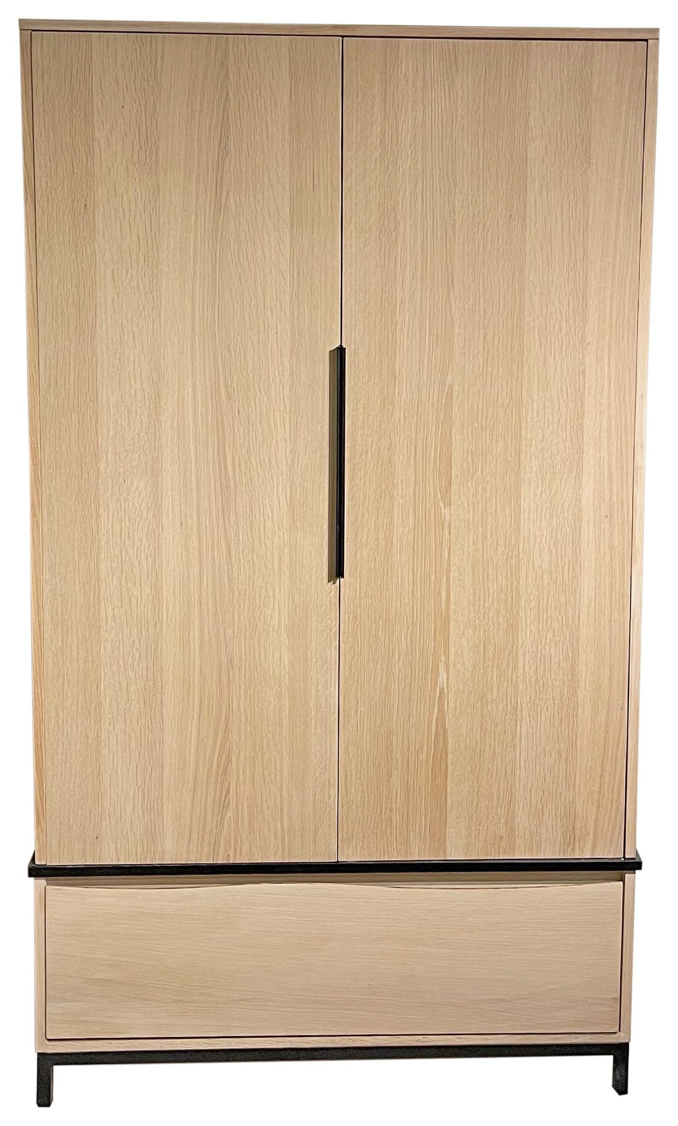 Oak Mill Wardrobe by Global Home at Red Knot