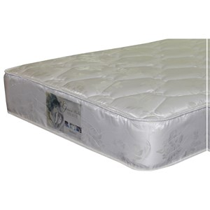 Queen Two Sided Plush Mattress