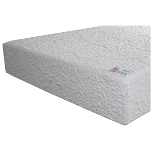 "King 10"" Memory Foam Mattress and 9"" Wood Foundation"