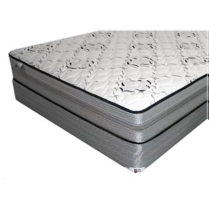 "King 10 1/2"" Gel Memory Foam Mattress and 9"" Wood Foundation"