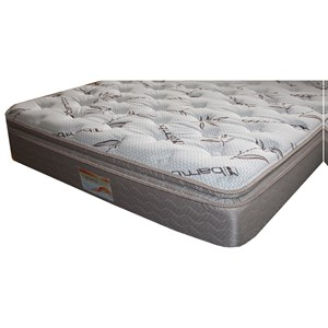 Queen Pillow Top Mattress