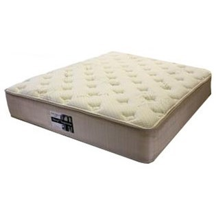 Ortho Support 5000 Plush King Plush Two Sided Mattress by Golden Mattress Company at Dream Home Interiors
