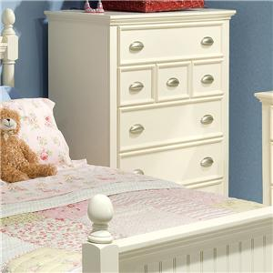 Great River Trading Co Laguna - Youth 5 Drawer Chest
