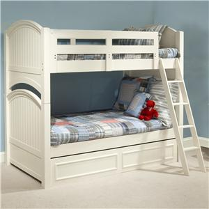 Great River Trading Co Laguna - Youth Twin Bunk Bed