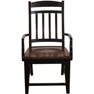 GS Furniture Riverside Slatback Chair