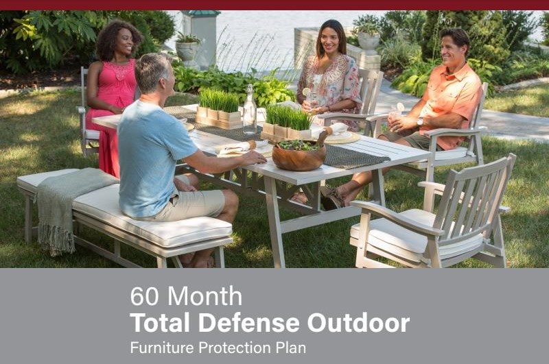 Protection Plans Total Defense Outdoor Protection by Service Pro Elite at Johnny Janosik