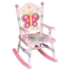 Guidecraft Butterfly Rocking Chair