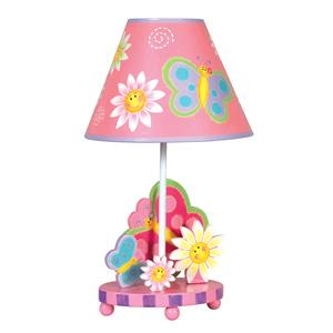 Guidecraft Butterfly Table Lamp