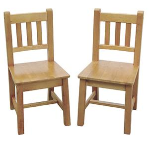 Guidecraft Mission Mission Chairs Set