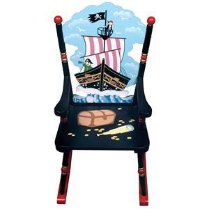 Guidecraft Pirate Rocking Chair