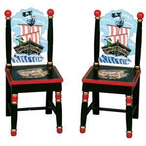 Guidecraft Pirate Pirate Extra Chairs