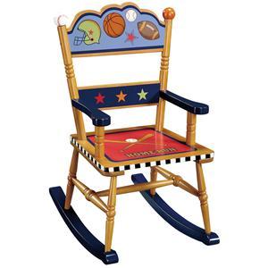 Guidecraft Playoffs Rocking Chair