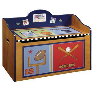 Guidecraft Playoffs Toy Box