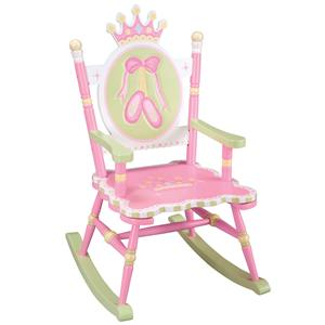 Guidecraft Swan Lake Rocking Chair