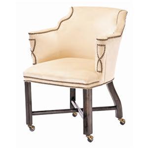 Guy Chaddock Melrose Custom Handmade Furniture Club Game Chair