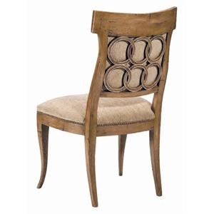 Guy Chaddock Melrose Custom Handmade Furniture Directoire Ring Chair