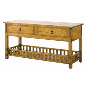 Guy Chaddock Melrose Custom Handmade Furniture Clarence Sideboard
