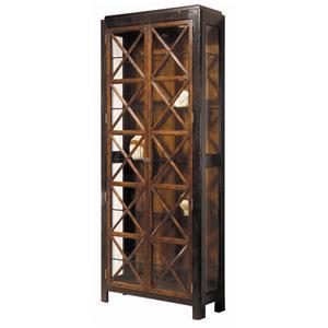 Guy Chaddock Melrose Custom Handmade Furniture Carmel Curio