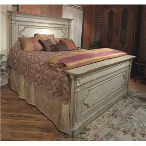 Verona King Bed