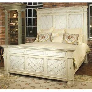 Mediterranean Manor Bed