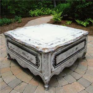 Traditions French Coffee Table