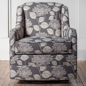 Customizable Swivel Glider Chair