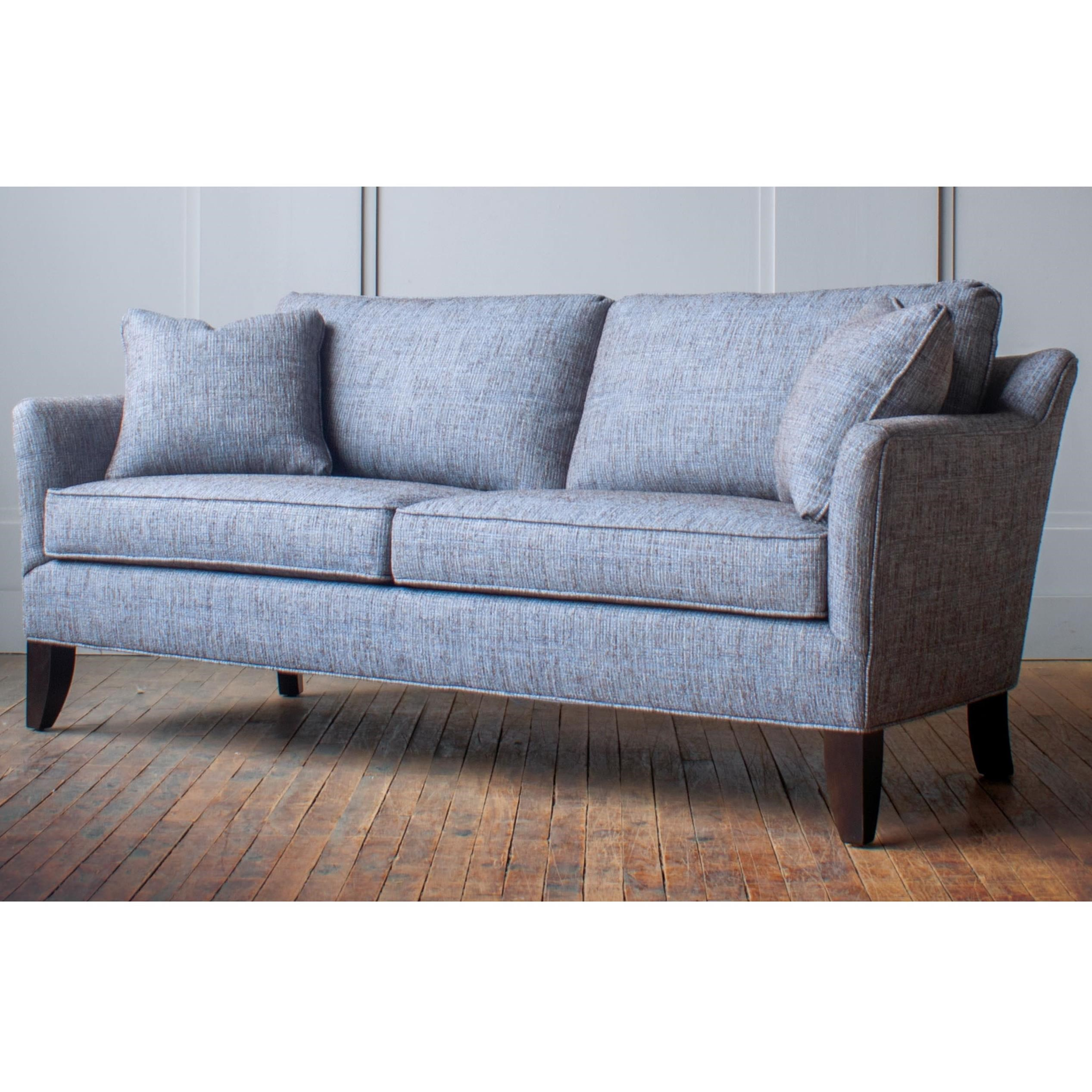 Cambridge Cusotmizable Condo Sofa at Bennett's Furniture and Mattresses