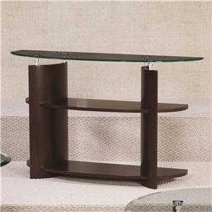 Hammary Apex Sofa Table