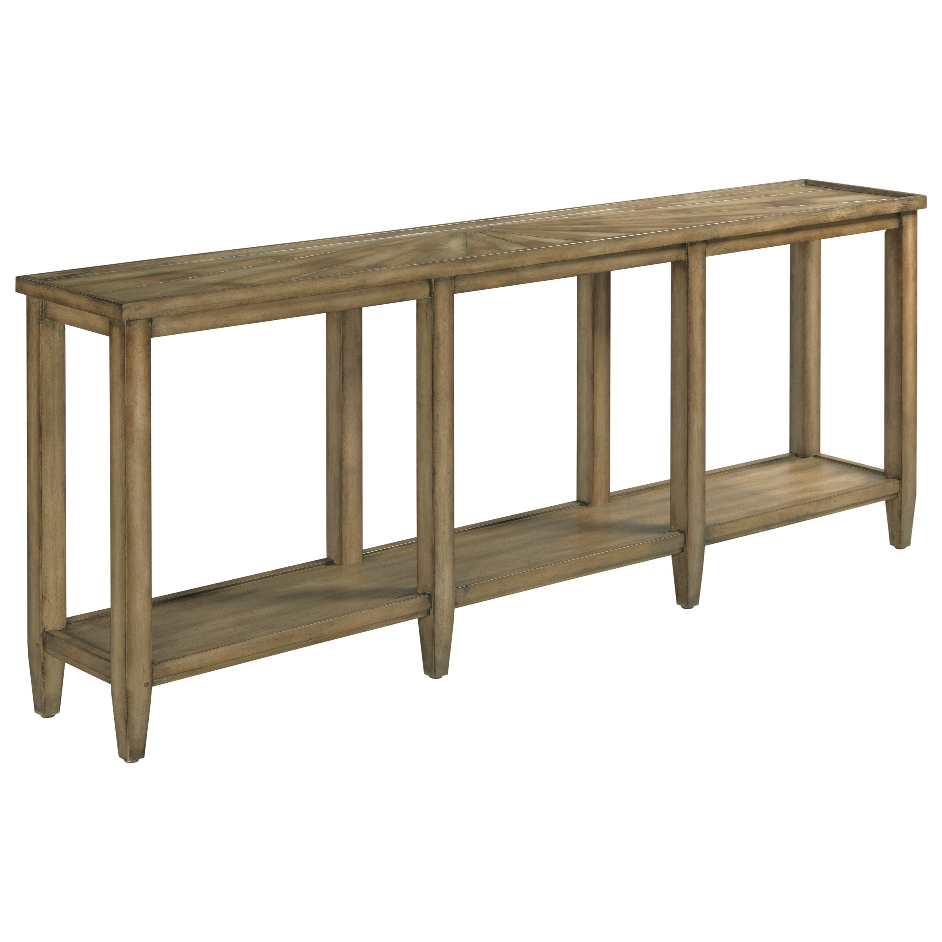 Astor Sofa Table by Hammary at Alison Craig Home Furnishings
