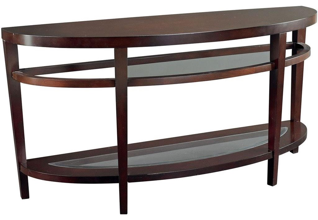 Atwell Atwell Sofa Table by Hammary at Morris Home