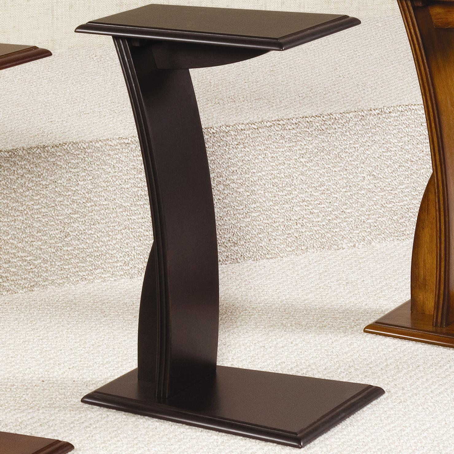Chairsides Chairside Table by Hammary at HomeWorld Furniture