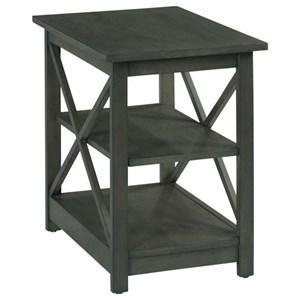 Dark Brown Chairside