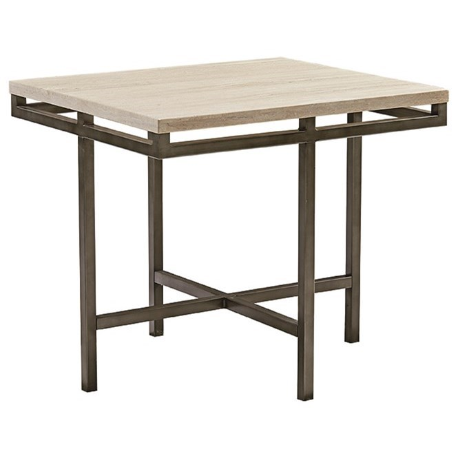 East Park End Table by Hammary at HomeWorld Furniture