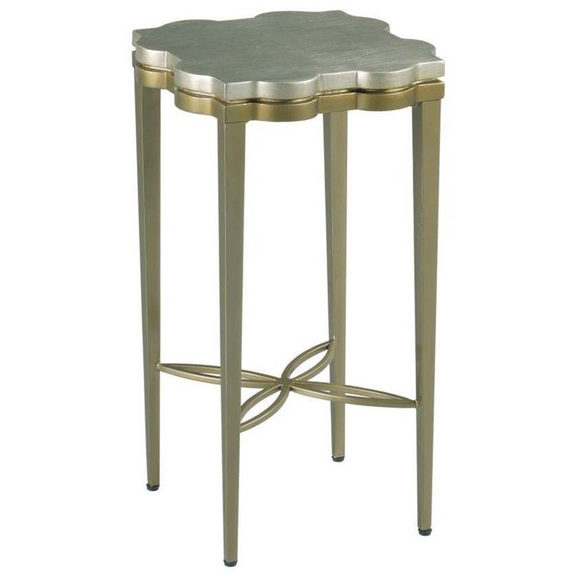 Hidden Treasures Accent Table by Hammary at Suburban Furniture