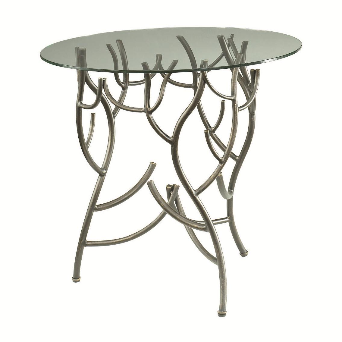Hidden Treasures Twig Accent Table by Hammary at Johnny Janosik