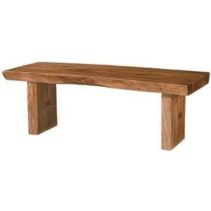 Hammary Hidden Treasures Live Edge Cocktail Table